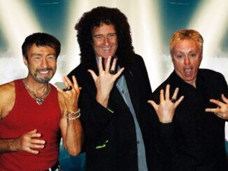 queen paul rodgers brian may roger taylor