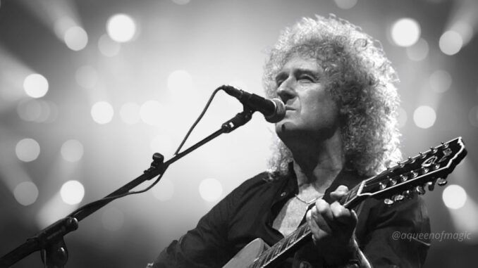 brian may queen love of my life vivo