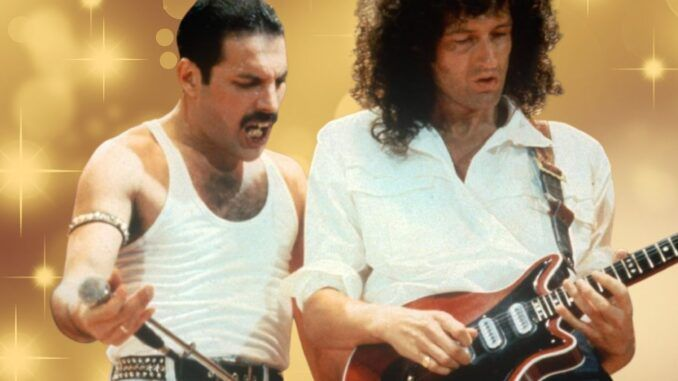 queen live aid the greatest freddie mercury brian may