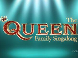 the queen famili singalong criss darren abc